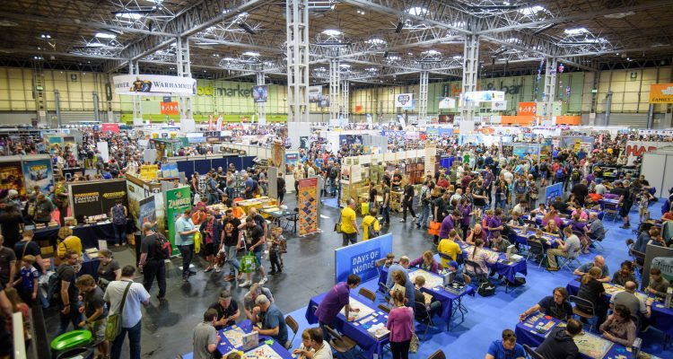 UK Games Expo 2018 UKGE