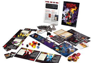 Hellboy: The Board Game - Mantic Games