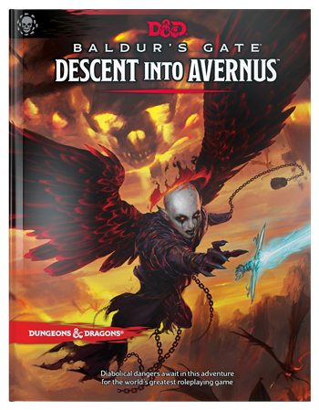 Dungeons and Dragons Baldur's Gate: Descent Into Avernus