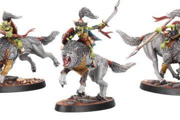 Warhammer Underworlds - Rippa's Snarlfangs