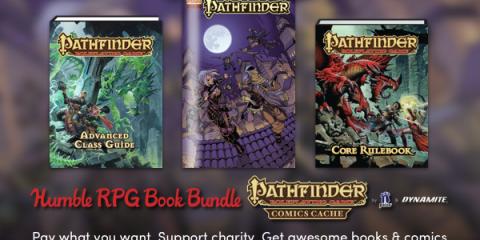 Humble Bundle - Pathfinder