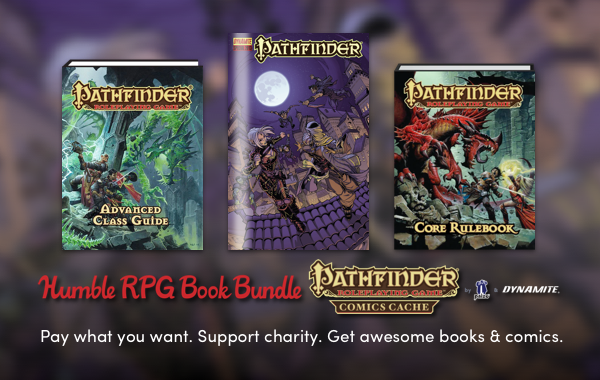 Humble Bundle - Pathfinder