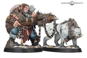 Hrothgorn's Mantrappers - Warhammer Beastgrave