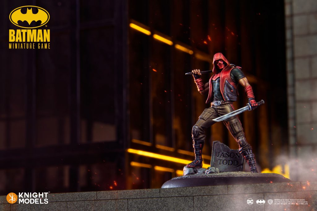 Red Hood - Batman Miniatures Game
