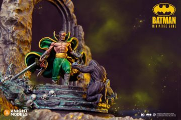 Ras al Ghul - Batman Miniatures Game