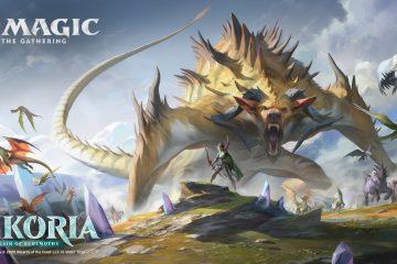 Ikoria: Lair of Behemoths