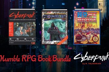 Cyberpunk - Humble Bundle