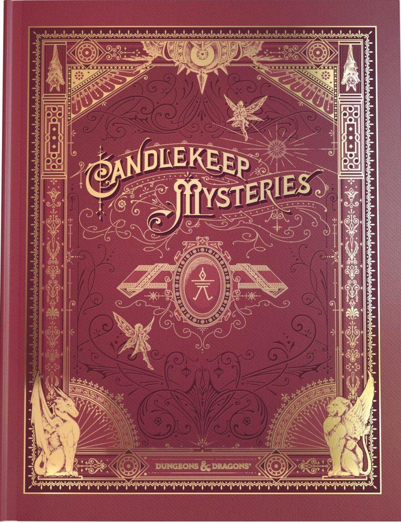 Candlekeep Mysteries Alternative Cover