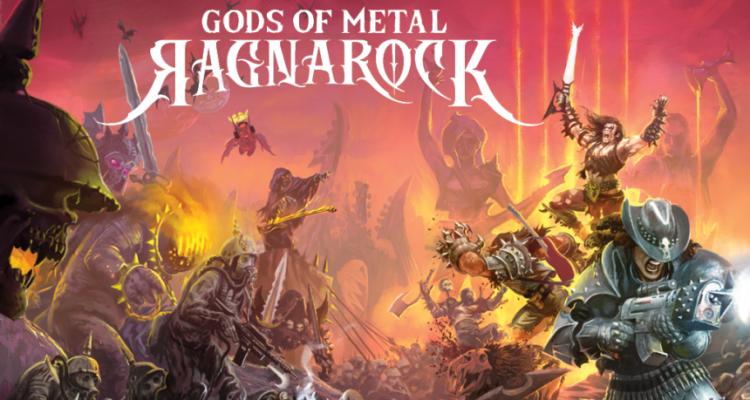 Gods of Metal Ragnarock