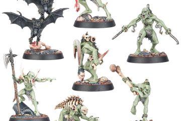 The Grymwatch - Warhammer Underworlds