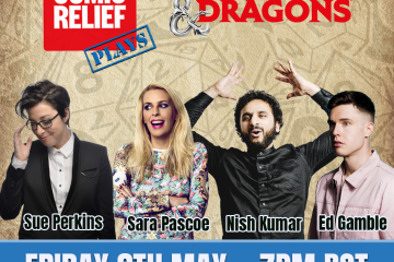 Dungeons & Dragons Comedy line up