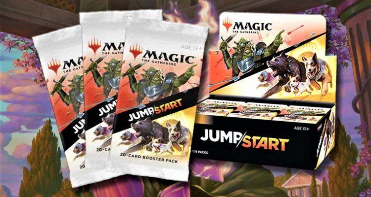 Magic The Gathering Jumpstart