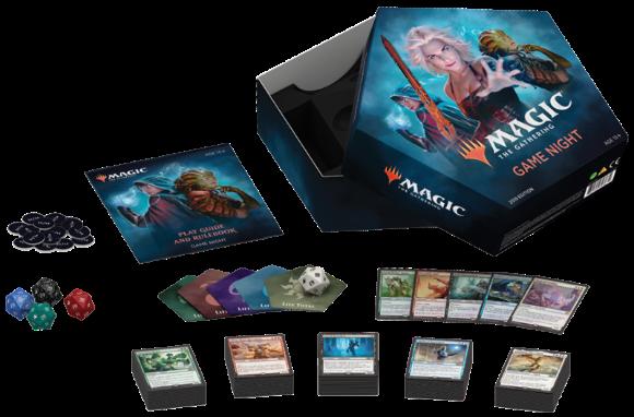 Magic: The Gathering Games Night